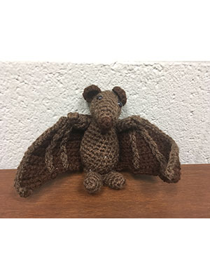 Stuffy Small Bat